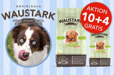 WAUSTARK getreidefreies Hundefutter