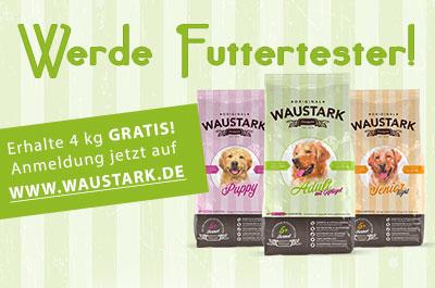 Jetzt bei WAUSTARK registrieren!