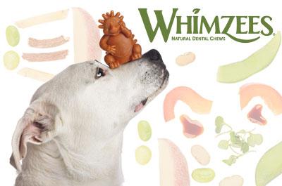 Whimzees vegetarische Kausnacks