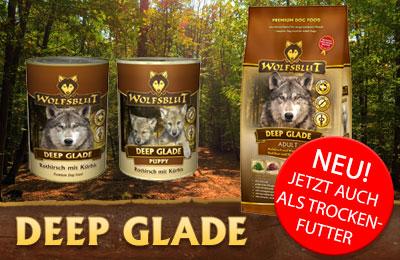 Wolfsblut Deep Glade Hundefutter