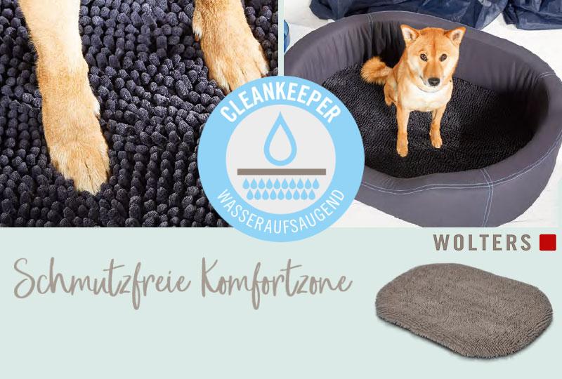 Schmutzfangmatten für Hunde