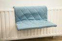Beeztees Katzen Heizungsliege Jersey 40 x 30 x 25 cm, blau