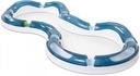 Catit Design Senses Spielschiene Super Roller Circuit Kugelbahn 20 x 22 x 22 cm