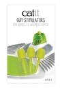 catit Senses 2.0 Gum Zahnpflege Massagestab für Wellness Center 3er Set