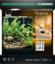 Dennerle NanoCube Complete+ SOIL PowerLED 5.0 20L, 25x25x30 cm