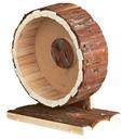 Hamster Laufrad Holz mit Kugellager ø 20 cm