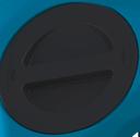 Kerbl HeuBoy Futterspielball für Pferde Deckel für HeuBoy