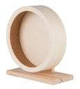 Nager Holzlaufrad mit Kugellager ø 21 cm, Mäuse, Hamster, Gerbils