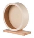 Nager Holzlaufrad mit Kugellager ø 28 cm, Hamster, Degus