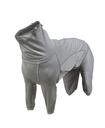 Hurtta Body Warmer Overall für Hunde 30S, Rückenlänge: 30 cm, Halsumfang: 37 cm, Brustumfang: 52 cm, Vorderbein: 5 cm, Hinterbein: 5,5 cm