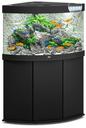 Juwel Trigon 190 LED Eck-Aquarium mit Unterschrank 190 Liter, schwarz