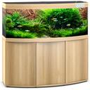 JUWEL Vision 450 LED Aquarium mit Unterschrank 450 Liter, 151 x 61 x (64+81) cm, helles Holz