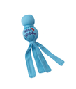 KONG Puppy Wubba für Welpen S: ca. 15 cm, hellblau