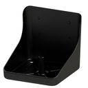 Kerbl Lecksteinhalter eckig aus Kunststoff schwarz