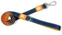 Max & Molly Matrix Kurzleine XS: Länge 120 cm Breite 1,0 cm, Orange