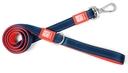 Max & Molly Matrix Kurzleine XS: Länge 120 cm Breite 1,0 cm, Red