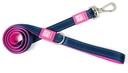 Max & Molly Matrix Kurzleine XS: Länge 120 cm Breite 1,0 cm, Pink