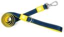 Max & Molly Matrix Kurzleine S: Länge 120 cm, Breite 1,5 cm, Yellow