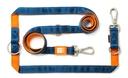 Max & Molly Matrix Multifunktionsleine für Hunde XS - 200 x 1 cm, Orange