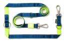 Max & Molly Matrix Multifunktionsleine für Hunde S - 200 x 1,5 cm, Lime Green
