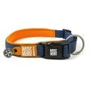 Max & Molly Matrix Smart ID Hundehalsband XS: Halsumfang 22 - 35 cm, Breite 1 cm, Orange