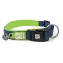 Max & Molly Matrix Smart ID Hundehalsband XS: Halsumfang 22 - 35 cm, Breite 1 cm, Lime Green