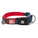 Max & Molly Matrix Smart ID Hundehalsband XS: Halsumfang 22 - 35 cm, Breite 1 cm, Red