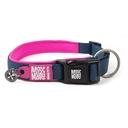 Max & Molly Matrix Smart ID Hundehalsband XS: Halsumfang 22 - 35 cm, Breite 1 cm, Pink