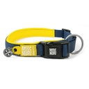 Max & Molly Matrix Smart ID Hundehalsband XS: Halsumfang 22 - 35 cm, Breite 1 cm, Yellow