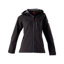 Owney  Softshell-Jacke für Damen Cerro XS, schwarz