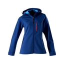 Owney  Softshell-Jacke für Damen Cerro XS, blau