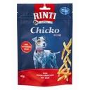 Rinti Chicko Mini Hundesnacks für kleine Hunde Huhn & Käse 80g