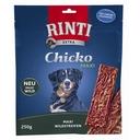 Rinti Extra Chicko Maxi Wildstreifen für Hunde 250g
