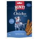 Rinti Extra Chicko Plus Fischstäbchen mit Lachs & Huhn 80g